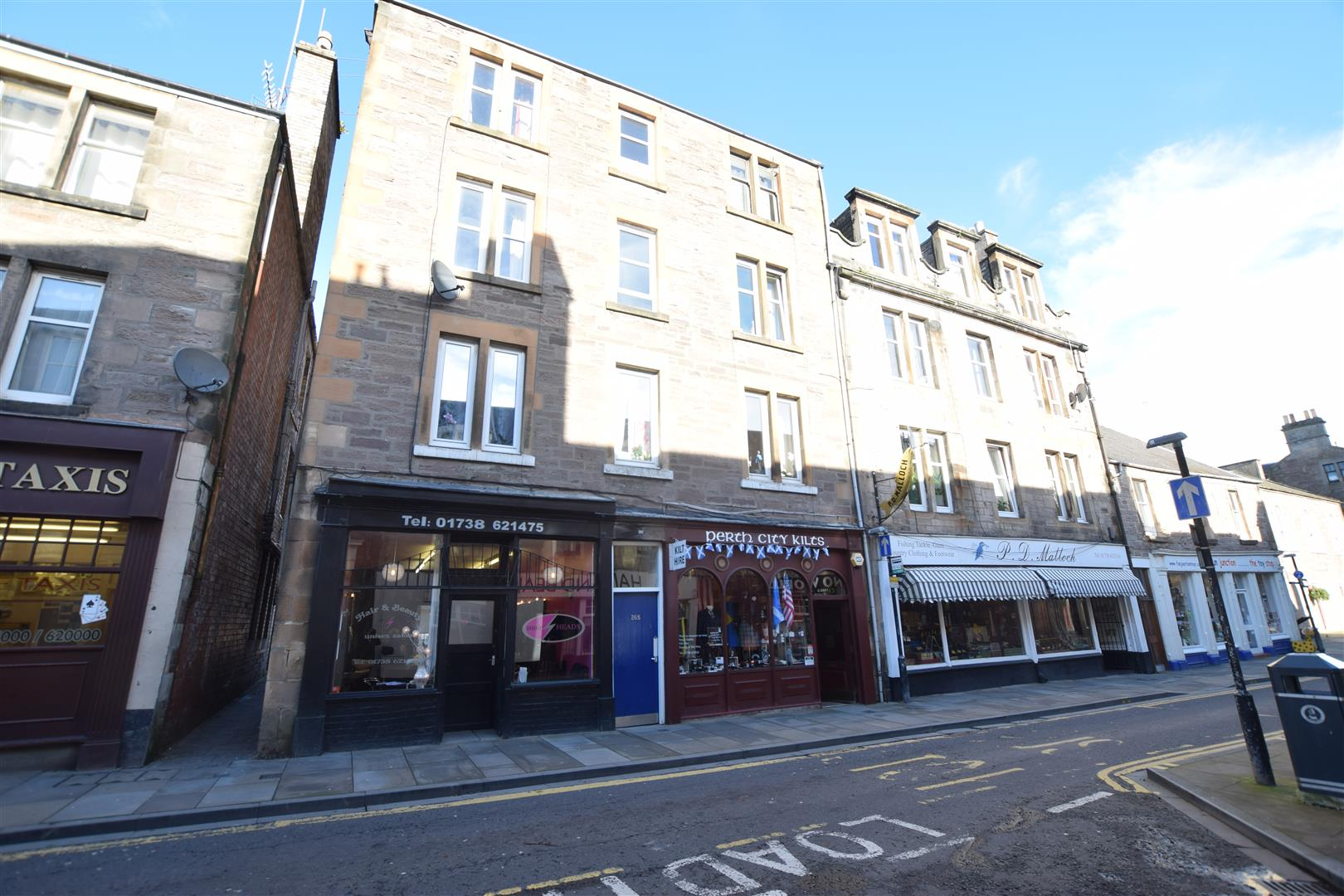 265c High Street, PERTH, Perthshire, PH1 5QN, UK